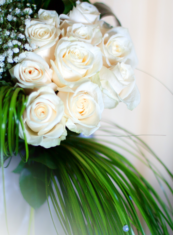 Доставка цветов на свадьбу ко дворцу