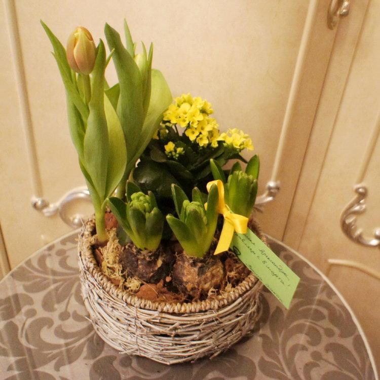 Доставка цветов на дом в питер